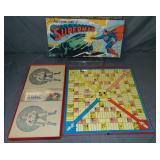 Adventures of Superman Board Game, MB 1940