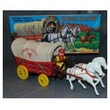 Boxed Battery Operated Wagon Master, TM Japan