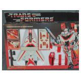 Boxed Transformers G1 Autobot Guardian Jetfire