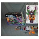 Boxed Transformers G1 Headmaster Scorponok