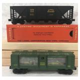 Unrun Lionel 6636 & 3435 Freight Cars