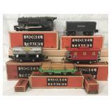 Boxed Lionel Uncataloged Set 6604E