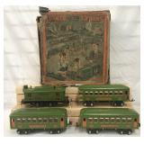 Rare Boxed Lionel Macy Special Set 1066