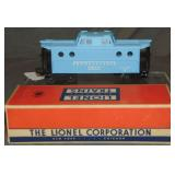 NMINT Boxed Lionel 6417-500 Girls Caboose
