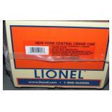 Lionel 19897 TMCC Crane Car