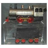Carlisle & Finch 4 Steam Loco and Tender