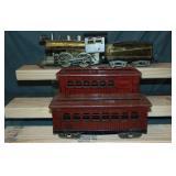 Nice Elektoy PRR Steam Passenger Set