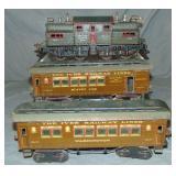 Ives 3239 1 Gauge Passenger Set
