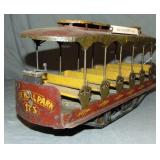 Converse/Lionel 2 7/8 Gauge Trolley