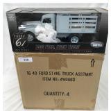4 Highway 61 -1:16 Stake Trucks