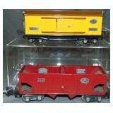 Clean Lionel 814 & 816 Freight Cars