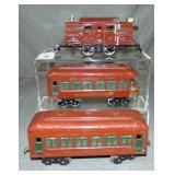 Scarce Lionel 156X Passenger Set