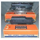 Clean Boxed Lionel 2065 Steam Locomotive