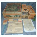 SCARCE EMPTY Lionel Boxes For Set 142E