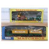 Store Stock Matchbox K16 & K17