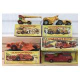 Store Stock Matchbox K6, K7, K14 & K15