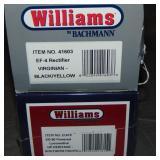 2 Williams Locomotives