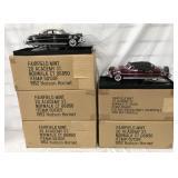 5 Fairfield Mint 1:18 1952 Hudson Hornets
