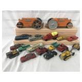 Large Group of American Diecast Vehicles