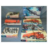 Revell Model Kit & Display Lot