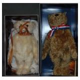 Steiff Muzzle Bear 1908 & Otto Steiff 1912, Boxed