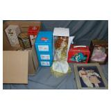 Mixed Lot. Dolls and Collectibles Lot.
