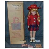 """Arranbee Nanette 19""""Doll 1952."""