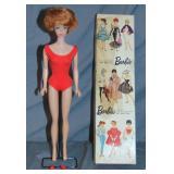 Red Head Bubble Cut Barbie.