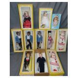 Effanbee Doll Lot