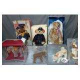 Mixed Lot of Steiff in Boxes