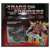 MIB Transformers G1 Dinobot Snarl, 1984