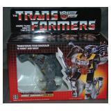 MISB Transformers G1 Dinobot Grimlock, 1984