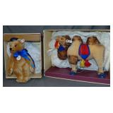 (2) Boxed Steiff Limited Edition Bears