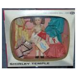 Ideal Shirley Temple Rare Boxed Set.