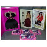 Modern Barbie Lot.