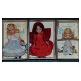 Nancy Ann Story Book Doll Lot.