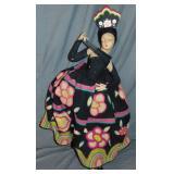 Lenci. Vintage Flamenco Dancer.