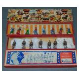 Lot of Two Toy Soldier Sets.