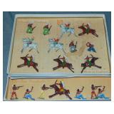 Cherilea Two Sets Boxed.