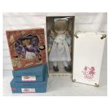 Alice in Wonderland Doll Lot.