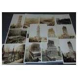 Rare. Empire State Building Photo Lot