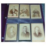 CDV Lot of 31 Images