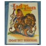 E.R. Burroughs. The Lad and the Lion.