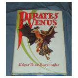 E. R. Burroughs. Pirates of Venus.