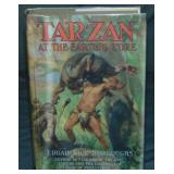 Edgar Rice Burroughs. Tarzan at the Earth