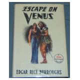 Burroughs. Escape on Venus. 1st Edition. DJ.