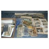 Photo and Ephemera Lot.