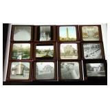 Glass Slide Lot.