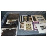 Large Lot of Mixed Paper Ephemera