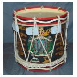 British Military Drum.